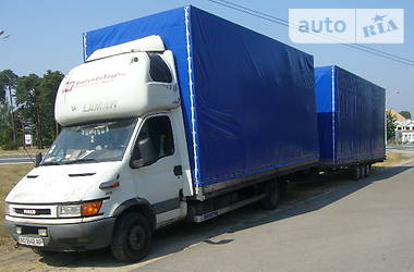 Iveco Daily груз. 65 С 15  2003