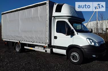 Iveco Daily груз. Exstra Long 70C17