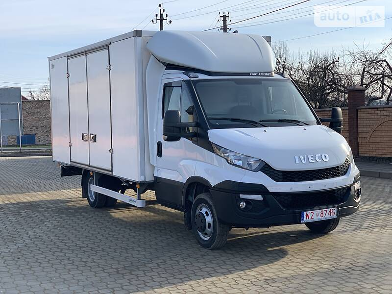 Iveco Daily груз. 2015 в Луцке