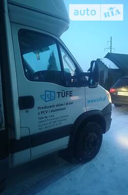 Iveco Daily груз. 2012 в Любомлі