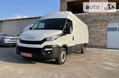 Микроавтобус грузовой (до 3,5т) Iveco Daily груз. 2017 в Луцке