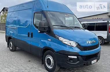 Микроавтобус грузовой (до 3,5т) Iveco Daily груз. 2016 в Луцке