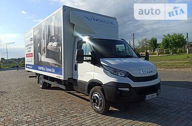 Фургон Iveco Daily груз. 2015 в Нововолинську