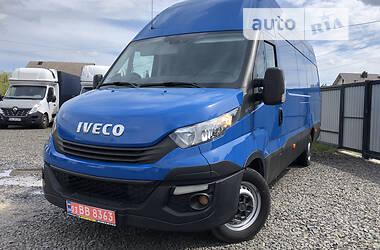 Фургон Iveco Daily груз. 2017 в Ковелі