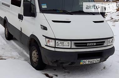 Легковий фургон (до 1,5т) Iveco Daily пасс. 2006 в Самборі