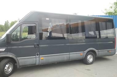 Микроавтобус (от 10 до 22 пас.) Iveco Daily пасс. 2001 в Могилев-Подольске