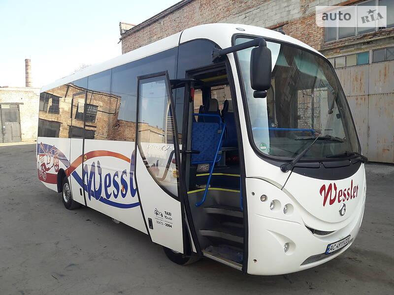 Туристичний / Міжміський автобус Iveco EuroCargo 2010 в Луцьку