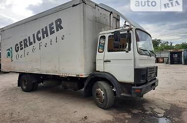 Фургон Iveco Magirus 1990 в Броварах