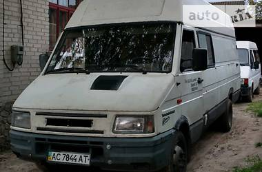 Iveco TurboDaily груз. 1997 в Камне-Каширском