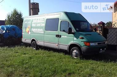 Iveco TurboDaily груз. 1999 в Ковеле