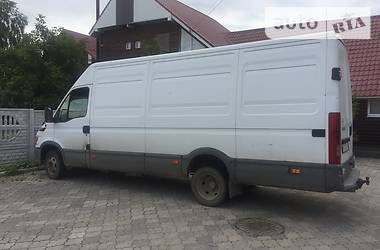 Iveco TurboDaily груз. 2000 в Луцьку