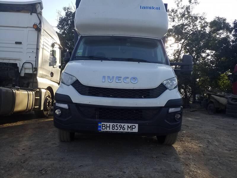 Iveco TurboDaily груз. 2016 в Одессе