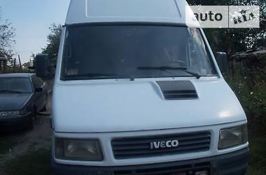 Iveco TurboDaily пасс. 1996 в Тернополе