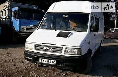 Iveco TurboDaily 1998 в Новой Ушице
