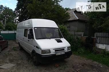 Микроавтобус грузовой (до 3,5т) Iveco TurboDaily 1997 в Харькове