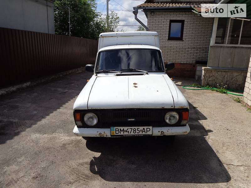 ИЖ 2715 1988 в Конотопе