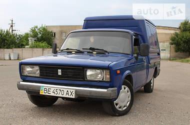 Легковой фургон (до 1,5 т) ИЖ 27175 2007 в Николаеве