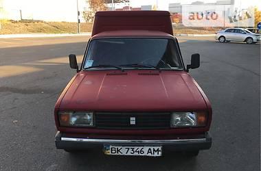 ИЖ 2717 2007 в Ровно