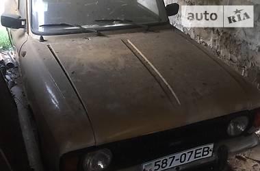 ИЖ 412 ИЭ 1987 в Краматорске