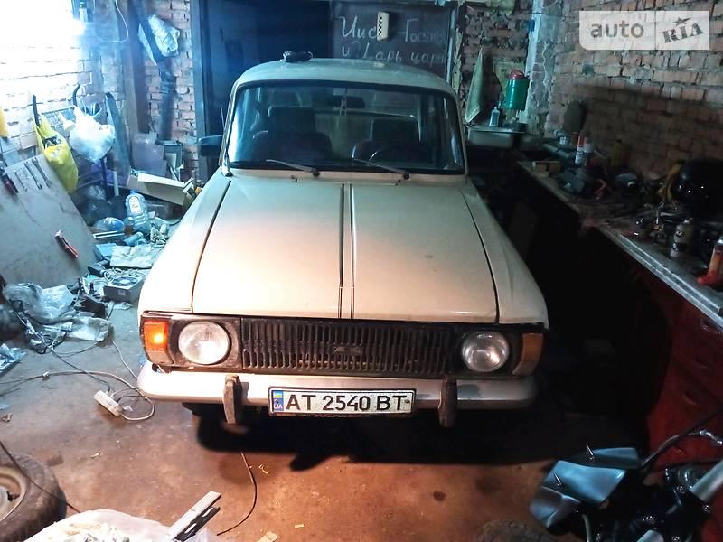 Седан ИЖ 412 ИЭ 1991 в Івано-Франківську