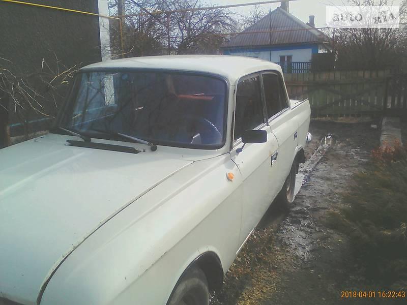 ИЖ 412 1990 в Волновахе