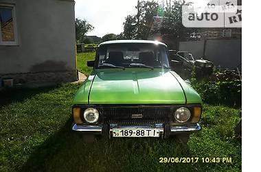 ИЖ 412 1990 в Черновцах