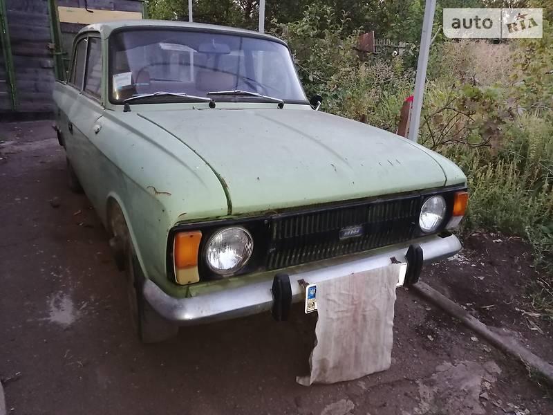 ИЖ 412 1975 в Краматорске