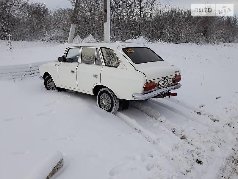 ИЖ 412 1991 в Сахновщине