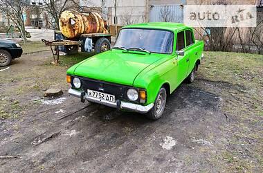ИЖ 412 1984 в Никополе