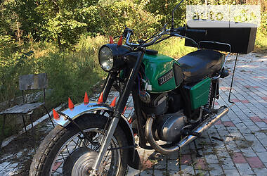 Мотоцикл Туризм ИЖ Планета 4 1995 в Краматорске