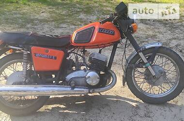 Мотоцикл Классик ИЖ Юпитер 5 1987 в Тростянце