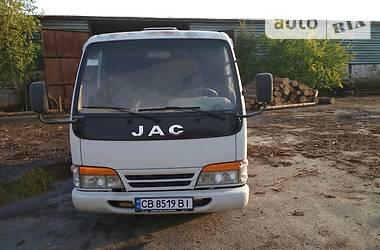 JAC HFC 1020K 2008 в Бобровице