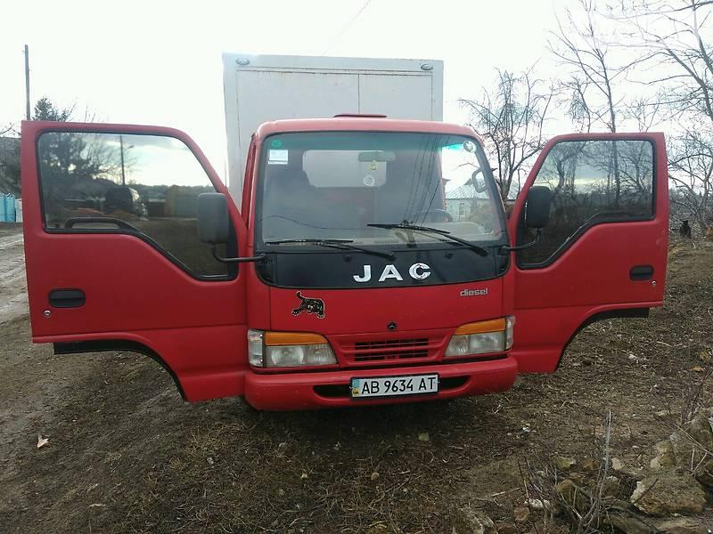 JAC HFC 1020K 2008 в Шаргороде