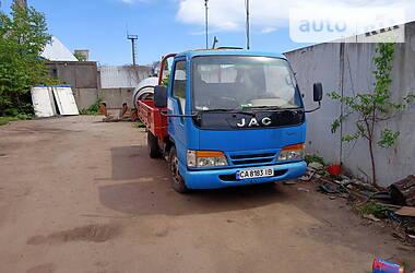 Бортовой JAC HFC 1020K 2008 в Черкассах