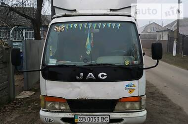 Тентованый JAC HFC 1020K 2007 в