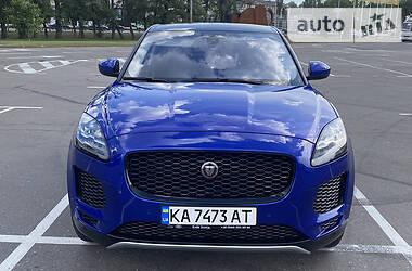 Jaguar E-Pace 2018 в Киеве