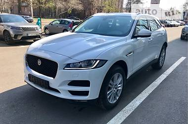 Jaguar F-Pace 2018 в Харькове