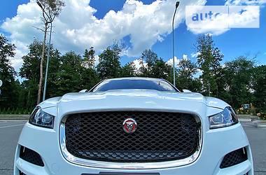 Jaguar F-Pace 2017 в Харкові