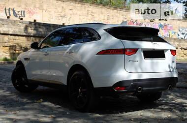 Jaguar F-Pace 2016 в Николаеве