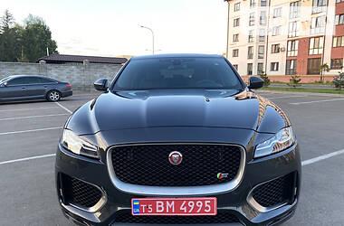 Jaguar F-Pace 2017 в Дубно