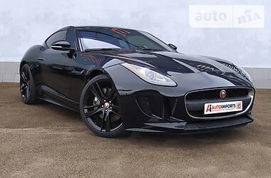 Jaguar F-Type 2017 в Киеве