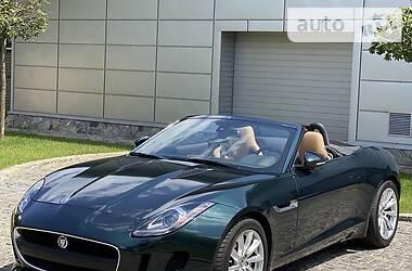 Jaguar F-Type 2013 в Дніпрі