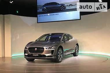 Jaguar I-Pace 2018 в Киеве