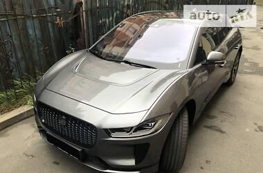 Jaguar I-Pace 2019 в Києві
