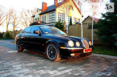 Jaguar S-Type 2000 в Белой Церкви