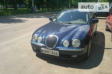 Jaguar S-Type 2001
