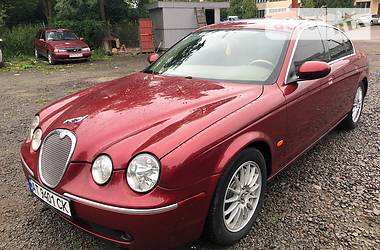 Jaguar S-Type 2006 в Львове