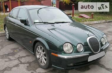 Jaguar S-Type 2001 в Запорожье