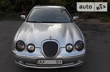 Jaguar S-Type 1999 в Киеве