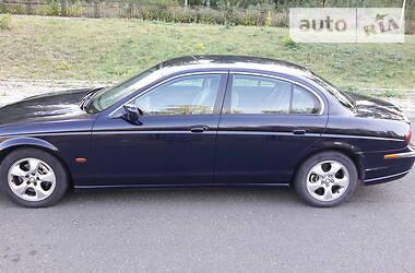 Jaguar S-Type 1999 в Донецке